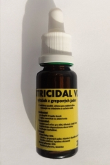 Citricidal VX original - kapky 20 ml